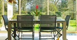Salon de jardi alu